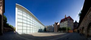 Neues Museum Nürnberg, © Jörg Schmöe Fotograf