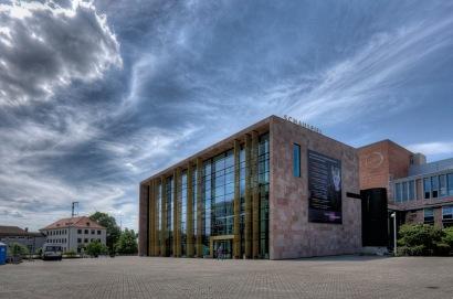 Schauspielhaus Nürnberg, © Jörg Schmöe Fotograf