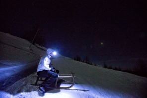 WinterWonderLand auf dem Dobratsch in Kärnten