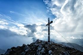 Storžič Gipfel