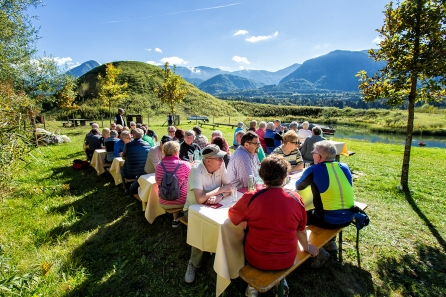 MTB Tour für Landhotel Rosentalerhof