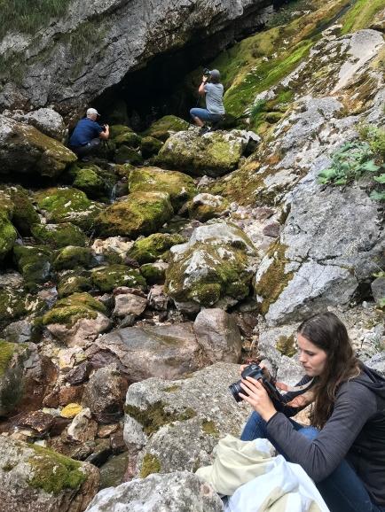 Soča Fotosafari BehindeTheScenes